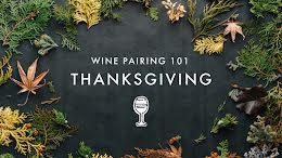 Thanksgiving Wine Pairing - Thanksgiving item