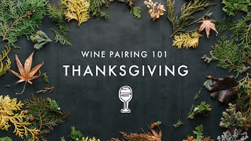Thanksgiving Wine Pairing - Thanksgiving Template
