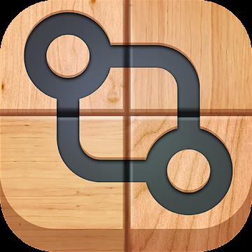 Connect it. Wood Puzzle