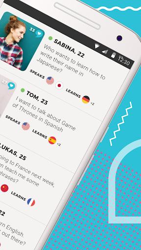 Tandem: Find Language Exchange Partners Worldwide 1.7.3 screenshots 2