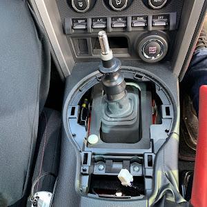 86 ZN6 GT・H26年式のシフトノブのカスタム事例画像 まーくんさんの2018年12月27日12:10の投稿