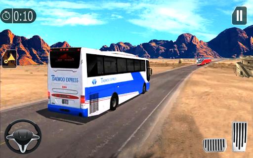 City Coach Bus Driving Simulator: Driving Games 3D apkdomains screenshots 1
