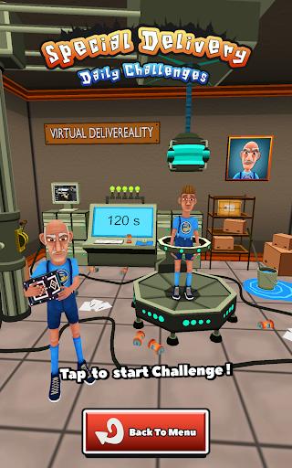 Grandpau2019s Parcel Rangers - 3D Running Game apkdebit screenshots 9