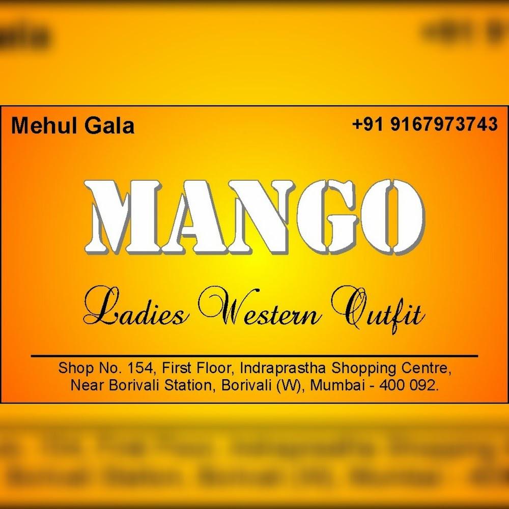 Mango Western Outfit photo