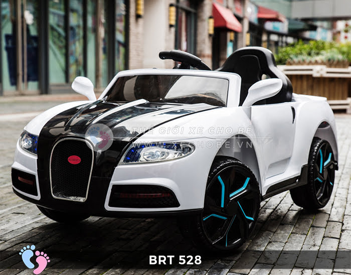 Xe hơi điện cho bé RBT-528 10