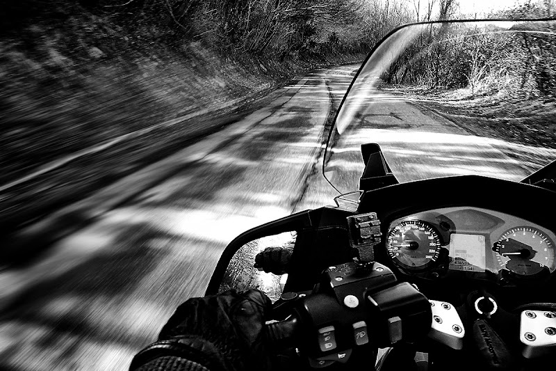 I want to ride my MOTORcycle! di marcopaciniphoto