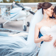Wedding photographer Ruslan Rakhmanov (RussoBish). Photo of 26.12.2018