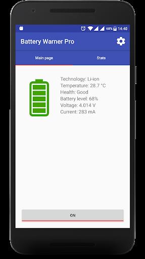 Battery Warner Pro v1.120-pro