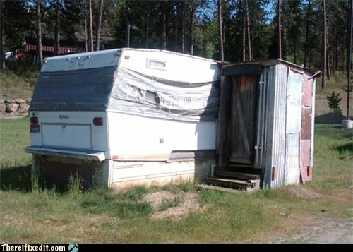 Redneck Home Remodels