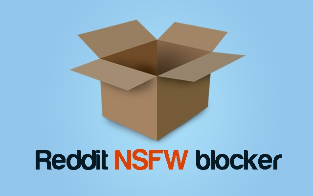 Block NSFW posts from Reddit at work