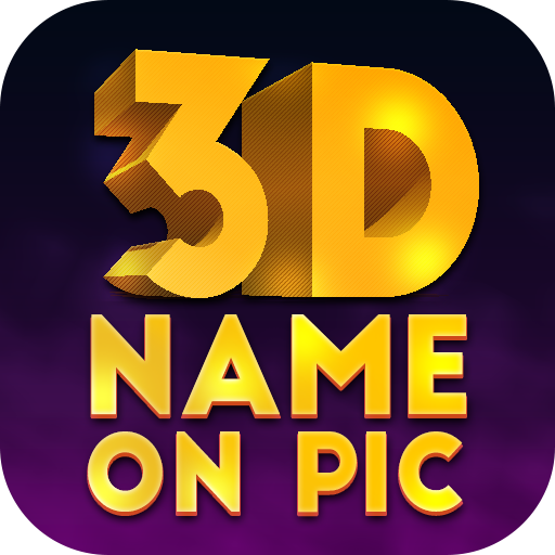 3D Name on Pics - 3D Text - Apps on Google Play