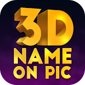3D Name on Pics - Texte 3D