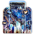 City Night Launcher Theme icon