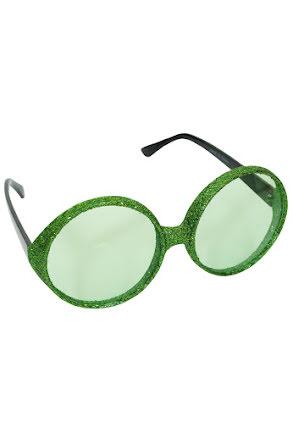 Solglasögon, Runda gröna