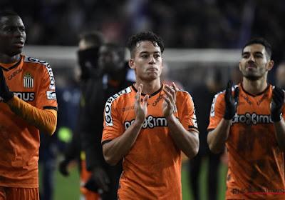 Il n'y a pas qu'Anderlecht qui lorgne sur Benavente, mais Charleroi ferme la porte