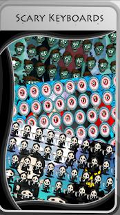 Scary Keyboards - náhled