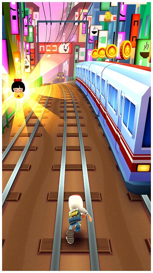 Subway Surfers- screenshot