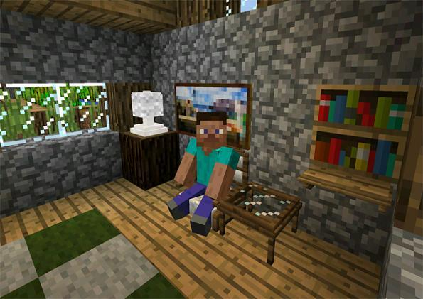 android Furniture Decor MODS For MCPE Screenshot 2