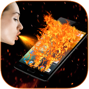Fire Screen Simulator for PC and MAC