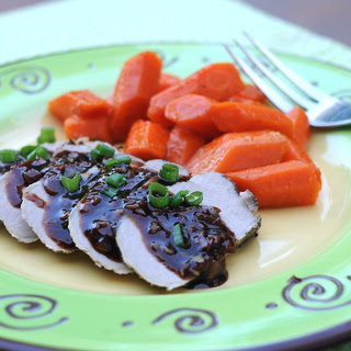 HOISIN & HONEY PORK TENDERLOIN Recipe