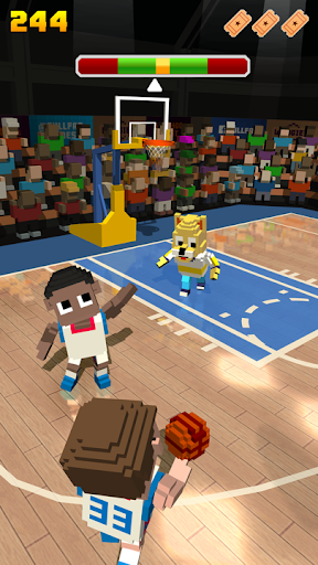 Blocky Basketball FreeStyle for PC