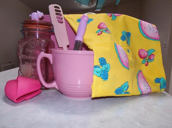 Pink Fruit Salad Recipe