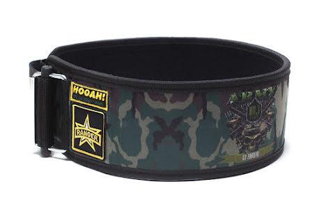 No.1 Sports Wod Belt Army - Large
