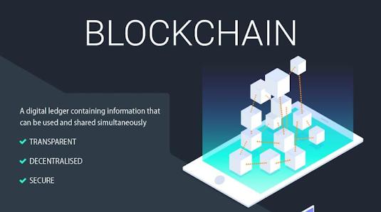 Blockchain - Infografica Parlamento europeo