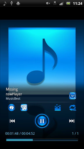 nswPlayer screenshot 1