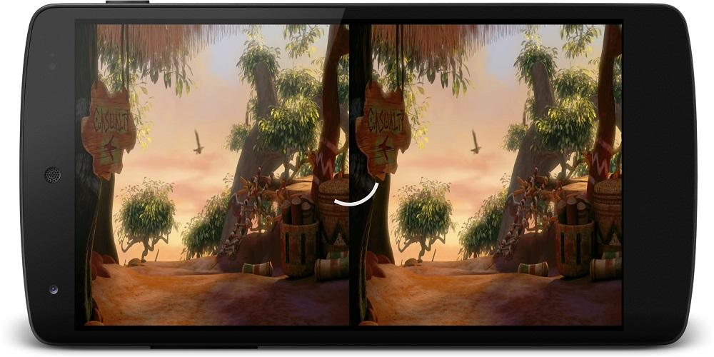 VR 3D Animated Movies- screenshot