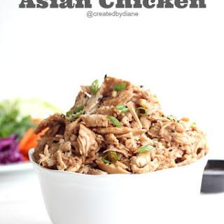 Asian Sauce.
