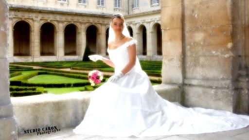 Mariage : portrait abbaye aux hommes de CAEN