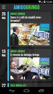Amigo Gringo- screenshot thumbnail