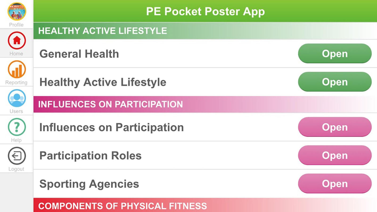 PE Pocket Poster- screenshot