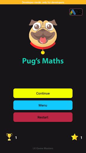 Pug Maths screenshot 2
