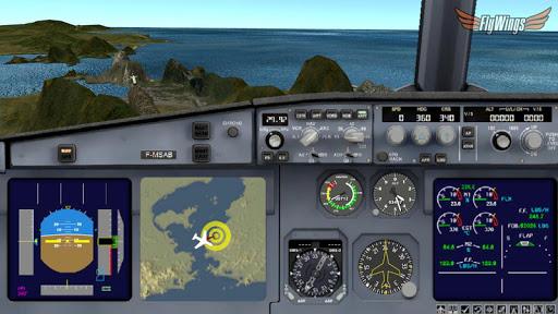 Flight Simulator 2013 FlyWings - Rio de Janeiro apktram screenshots 3