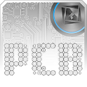 PCB White ⁞ TSF Shell 3 Theme icon