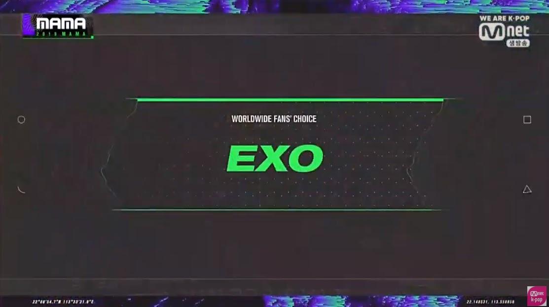 exo worlwdie