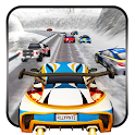 Winter Snow Car Rally Racing icon