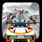 冬季雪汽车拉力赛赛车 icon