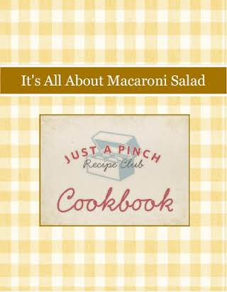 It's All About Macaroni Salad