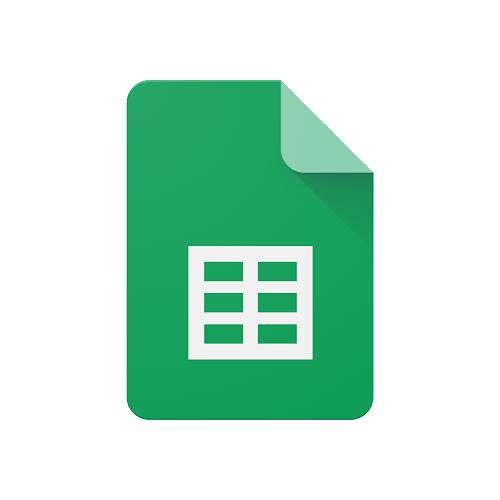 Google Sheets 1.20.102.07.40