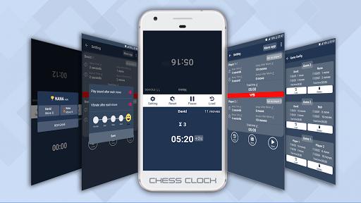 Chess Clock - Chess Timer screenshots 1
