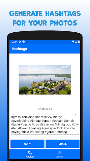 Download HashTags - Generate auto tags for Instagram photos 1.9 1