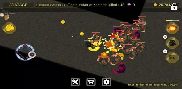 Zombie Infinity War VIP