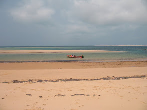 Photo: Pause auf Bazaruto Island