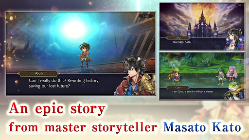 ANOTHER EDEN The Cat Beyond Time and Space 2.2.300 screenshots 3