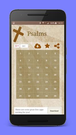 Psalms Screenshot