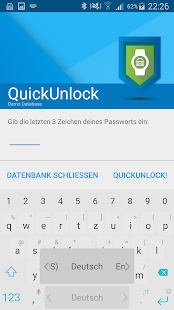 Keepass2Android Password Safe- screenshot thumbnail