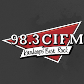 98.3 CIFM Kamloops' Best Rock